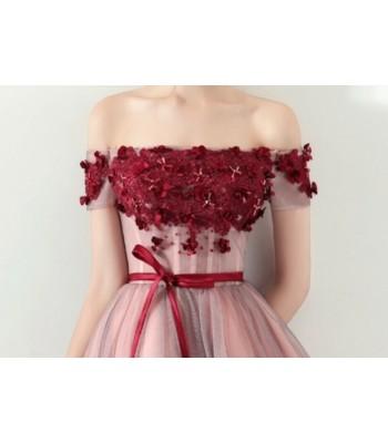 къса бална рокля сезон 2021