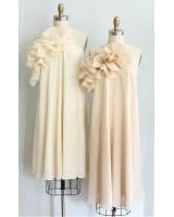 луксозни шаферски рокли с красива декорация
