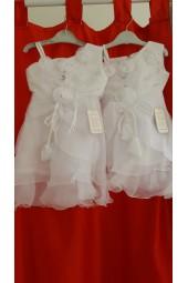 шаферски сватбено роклички за деца с едно рамо