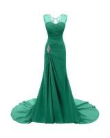 официална бална рокля 2020 с изтънчен дизайн в цвят по поръчка