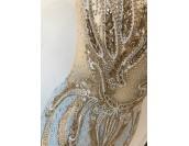 екстравагантна бална рокля с камъни лимитирана серия