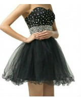 лимитирана серия бална рокля с ултра сияещ дизайн