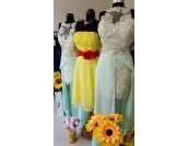 шаферски рокли в 7 гами в мин и макс размери