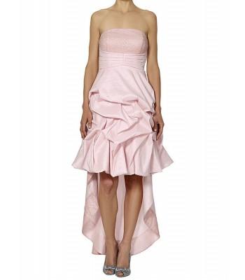 маркова асиметрична рокля в пепел от рози