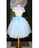 шаферски рокли с ретро шик дизайн
