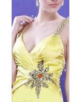 луксозна изтънчена рокля високо качество