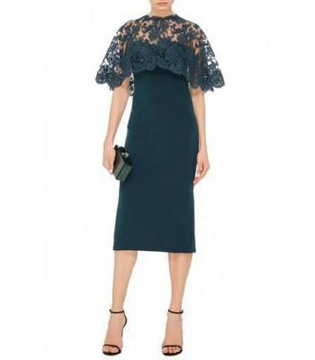 официална рокля с луксозен дизайн и дантела