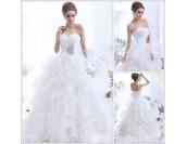 дамска сватбена рокля