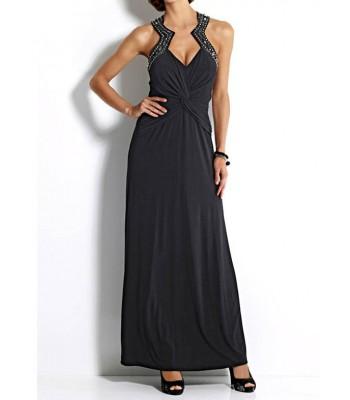 стилна вечерна маркова рокля