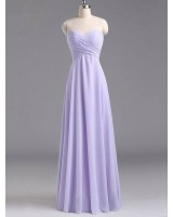 бална шаферска официална сватбена рокля в цвят по желание