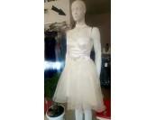 луксозна Палаз Стайлиг рокля декорирана с дантела и гол гръб