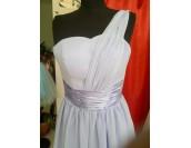 шаферски рокли с едно рамо в 5 гами