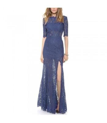 нежна официална рокля 2015 лимитирана серия
