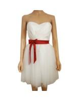 къса шаферска рокля в мини и макси размери