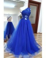 бална рокля с гол гръб по поръчка Благоевград рокли 2020