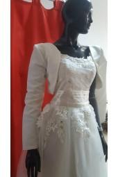 луксозно официално сватбено болеро