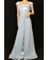луксозна бутикова рокля с ретро шик дизайн