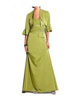 официален комплект стил майка на булката маркова рокля с болеро