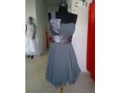 къса декорирана бална рокля в 10 слънчеви гами
