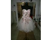 къса бална рокля тип паун в 4 гами