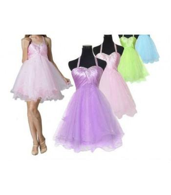 изгодна бална официална рокля в 4 различни гами