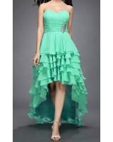ментова бална рокля 2 в 1