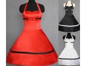 къса бална рокля в ретро стил 3 гами