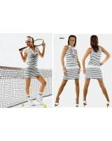 модерна дамска спортна рокля