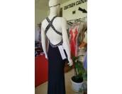 вечерна официална абитуриентска рокля на изгодна цена