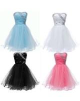 къса бална рокля в 4 гами