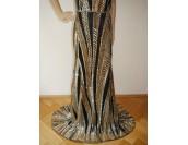 ултра сияеща рокля в луксозен микс от цветове