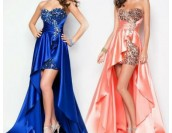ултра сияеща рокля в 5 гами