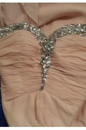 изгодна сватбена абитуриентска рокля в 3 гами