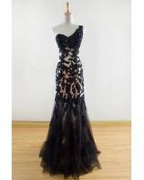 луксозна бална рокля с вталена кройка 2020