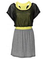 спортна рокля с интересен дизайн пролет - лято 2014