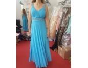 красива рокля с камъни в римски стил