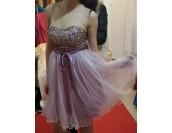 дамска вечерна абитуриентска рокля
