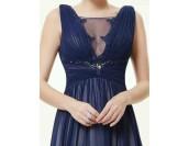 официална рокля в нощно синьо лимитирана серия