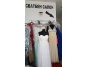 права булчинска рокля Palaz Styling с изтънчен дизайн подходяща и за бременни