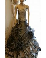 ултра обемна богато декорирана бална ВИП рокля 2016 лимитирана серия