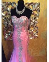 високо качество бална рокля  тип русалка лимитирана серия