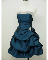 кокетна бална рокля в 4 гами