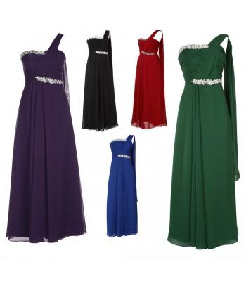 стилна сияеща рокля в 5 елегантни гами