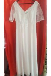 булчинска рокля подходяща и за подписване в голям размер