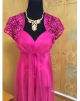 официална рокля за абитуриентки, куми , или майка на булката с болеро
