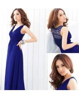 дамска макси рокля в 3 гами пролет - лято 2012