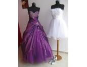 дамска вечерна сватбена абитуриентска обемна рокля 34-50