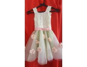 детска официална шаферска рокличка Палаз Стайлинг по поръчка