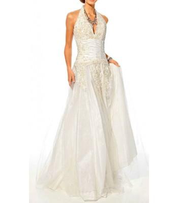 луксозна бутикова рокля с дантела в мини и макси размери
