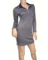 дамска спортна фитнес рокля 42
